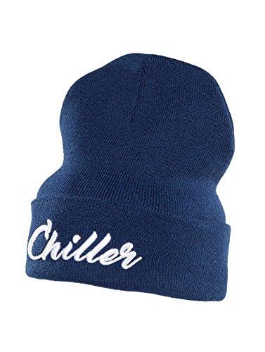 TrueSpin Herren Accessoires / Beanie Chiller blau Einheitsgröße (Spin Chiller)