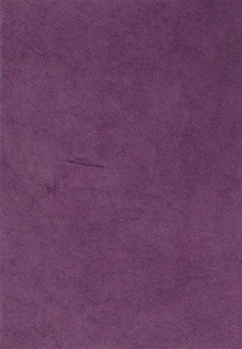a4-papier-lokta-violet-25-feuilles