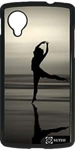 Coque Google Nexus 5 – Danseuse de Ballet - ref 412