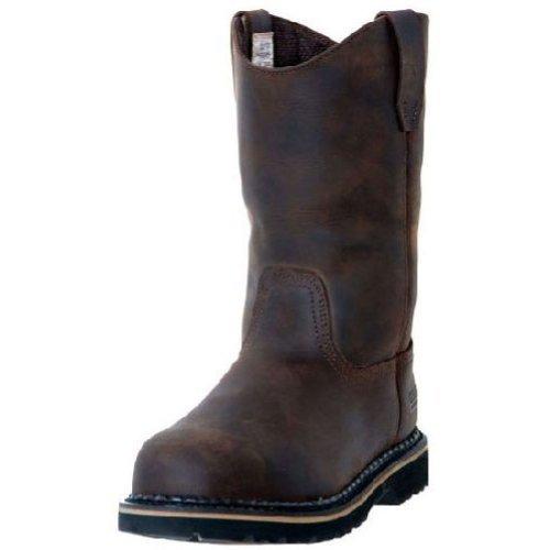 John Deere McRae Mitte Kalb Stiefel Braun/Brown1, 9 W USA (John Deere Baby-stiefel)