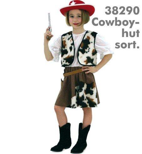 Cowgirl Jane Kleid mit Weste Fasching Kinderkostüm Gr (Kind Kostüm Cowgirl Tanz)