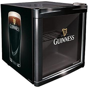 Husky Coolcube Guinness autonome A + schwarz Kühlschrank ...