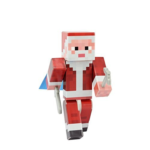 Santa Claus Action Figure Toy, 10cm Custom Series Figurines, EnderToys