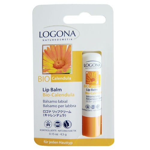 Logona: Lip Balm Bio-Calendula (4 g)