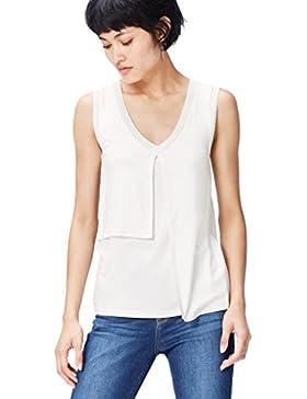 FIND Camiseta Asimétrica para Mujer
