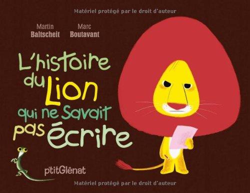 """<a href=""""/node/9157"""">L'histoire du lion qui ne savait pas écrire</a>"""