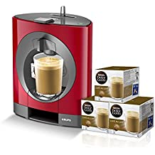 Krups Oblo KP1105 - Cafetera Nestlé Dolce Gusto de 15 bares de presión y 1500 W