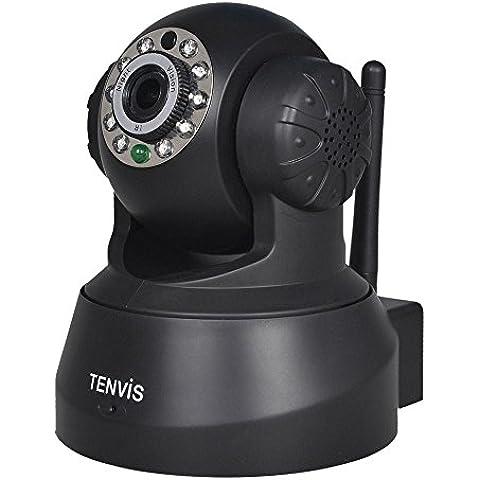 Tenvis JPT3815-HD H.264 IP Camera Megapixel Rete Wireless IR CCTV