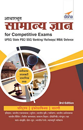 Aadharbhoot Samanya Gyan for Competitive Exams- UPSC/ State PCS/ SSC/ Banking/ Railways/ MBA/ Defence