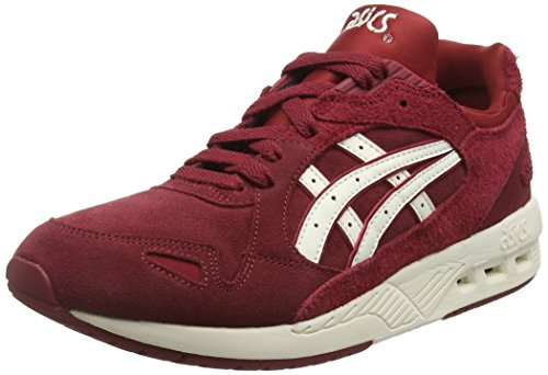 Asics Gt Cool Xpress, Sneakers Basses Mixte Adulte Rouge (Burgundy/Slight White)