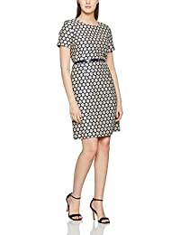 More & More Damen Regular Kleid