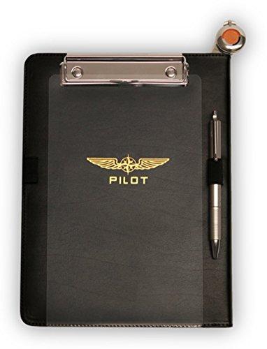 Tasche Klemmbügel (Design4Pilots Kniebrett i-Pilot für alle Apple iPad Modelle)