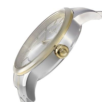 Lindberg & Sons hombre-reloj analógico de cuarzo de acero inoxidable LS - SM-205B de Lindberg&Sons