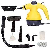 DAMPOH Handheld Steam Cleaner, Multi-Purpose Steam Cleaner, High Pressure Chemical Free Steamer