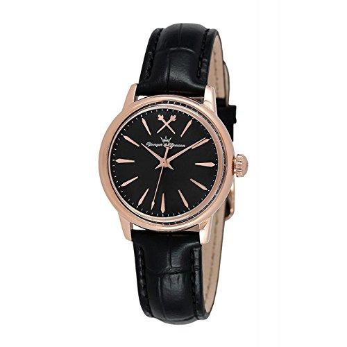 Orologio Yonger & Bresson Donna Nero–DCR 052/AA–Regalo Ideale