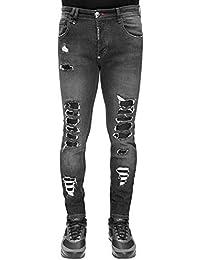 8eb20a6023 Amazon.it: PHILIPP PLEIN - Jeans / Uomo: Abbigliamento