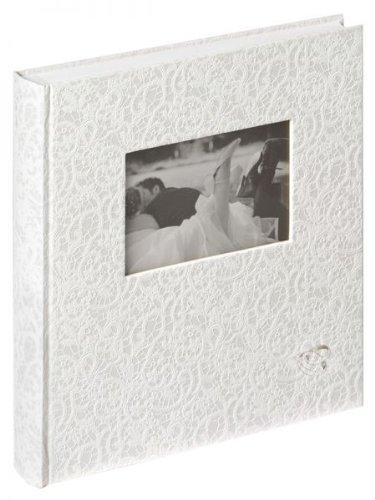 walther design UH-107 Music, Hochzeitsalbum, 28x30,5 cm, weiß