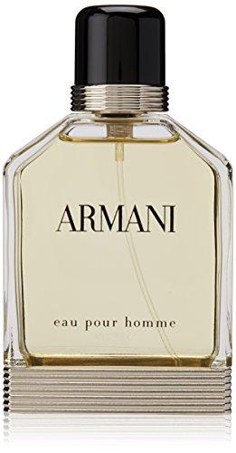 emporio he Armani pour homme/men Eau de Toilette Vaporisateur, 1er Pack, (1x 100 ml)