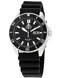 Orient Reloj Analógico para Hombre de Automático con Correa en Caucho RA-AA0010B19B