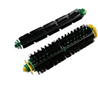 Malloom® 1 par de cepillos de rodillos, rodillo sacudidor, para Irobot Roomba 500