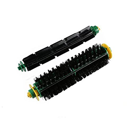 Hunpta Bristle Brush for Irobot Roomba 500 Series Vacuum Cleaner (Black)