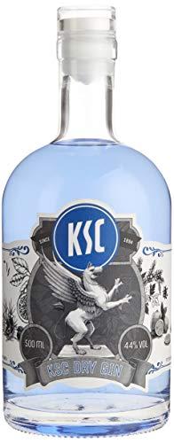 Breaks Gin KSC Gin - Einzigartiger Gin mit Lavendel & frischen Zitronen - Milde Florale Note - Handmade in Karlsruhe - 1 x 0.5 l