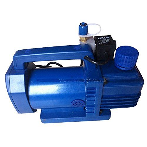 mabelstar v-i115s-m New Kältemittel Vakuumpumpe Anzug für R410A, R407C, R134a, R12, R22im Kühlschrank