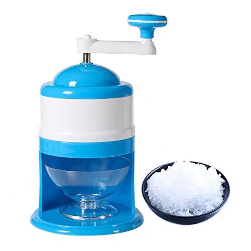HUOXU Rasierte Eismaschine Manuelle Eisbrecher Great Northern Ice Cub Rasierte Eismaschine Rasierer Schneekegel Heimgebrauch - Die Kombination Eis-maker