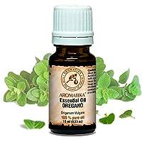 Oregano Ätherisches Öl 10ml - Origanum Vulgare - 100% Reines & Natürlich - Oreganoöl von Aromatika preisvergleich bei billige-tabletten.eu