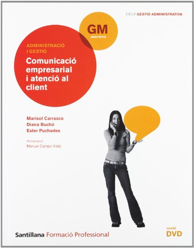 Comunicacio Empresarial I Atencio Al Client Gm Formación Profesional