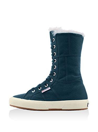 Superga, Sneaker donna Multicolore (Dk Ottanio)