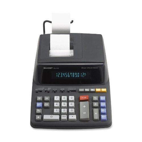Sharp EL-2196BL Bolsillo - Calculadora (Bolsillo,...
