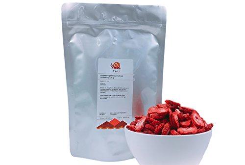 TALI Erdbeeren gefriergetrocknet (Scheiben) 125 g
