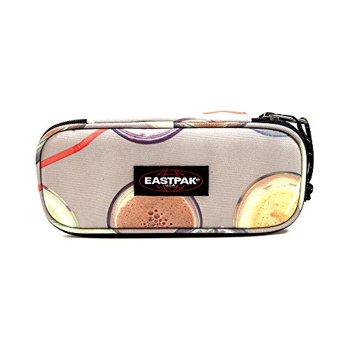 Eastpak Trousse ovalitri, 5x 22x 9cm, Coal (Gris), Cool down