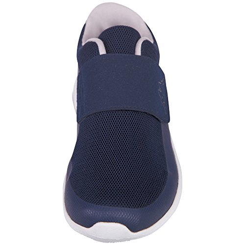 Kappa Unisex-Erwachsene Midtown Low-Top Blau (6710 navy/white)