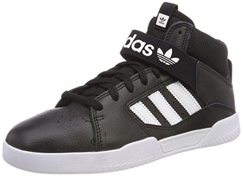 adidas Vrx Cup Mid B41479, Baskets Hautes Homme, Noir (Black), 43 1/3 EU
