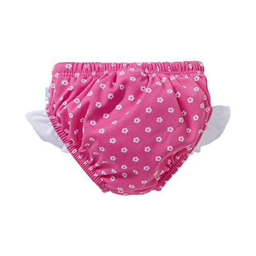 Fashy Baby Badewindelhose, pink/weiß, 62/68, 1557 - 2