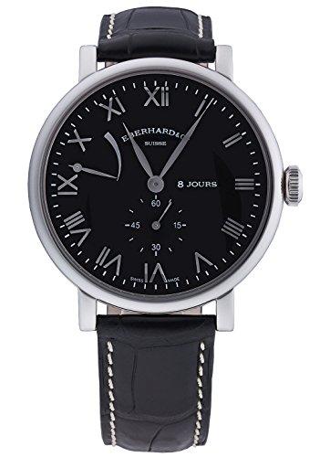 Eberhard & Co 8 jours buntschiefer cintura con indicador de reserva de marcha chronographen 21027.4 CP