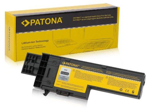 Preisvergleich Produktbild *2200mAh* PATONA 4-Zellen Akku IBM ThinkPad X60 X61 1707 1708 1709 2509