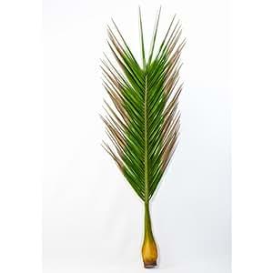 Palme de cocotier artificielle, DELUXE, lot de 6, 295 cm - arbre synthétique / cocotier artificiel - artplants