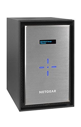 Netgear RN528X00-100NES ReadyNAS 528X Diskless Network Attached Storage, 8-Bay