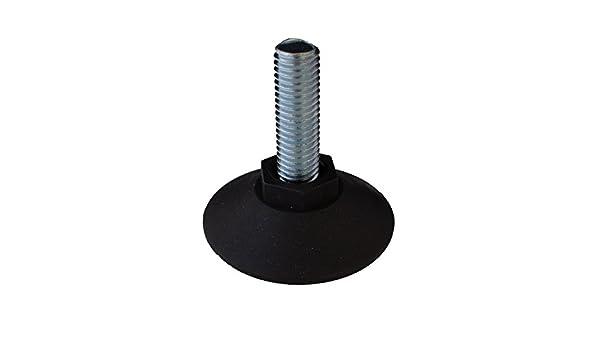 Stellschraube Stellteller Stellfuß Möbelfuß Bodenausgleichsschraube M8-M12