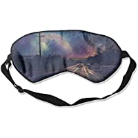 Beautiful Night Sky 99% Eyeshade Blinders Sleeping Eye Patch Eye Mask Blindfold For Travel Insomnia Meditation preisvergleich bei billige-tabletten.eu