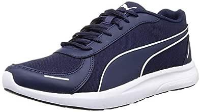 Puma Men's Propel 19 Idp Peacoat White Running Shoes-6 UK (39 EU) (7 US) (37257003_6)