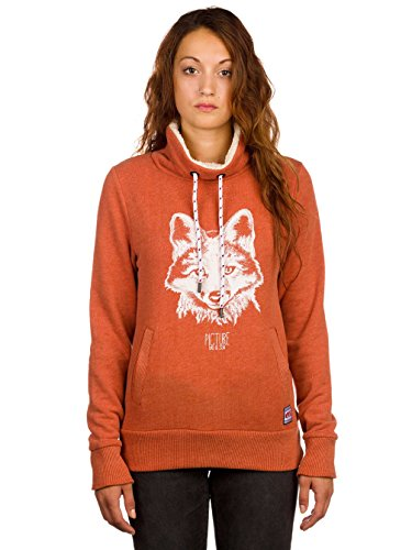 Picture Foxy Sweater red / rouge Taille red/rouge