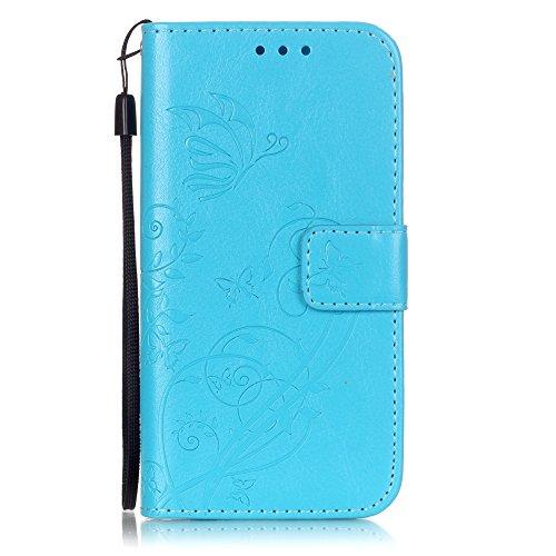 Coque iPhone 7, Meet de pour Apple iPhone 7 (4,7 Zoll) Folio Case ,Wallet flip étui en cuir / Pouch / Case / Holster / Wallet / Case, Apple iPhone 7 (4,7 Zoll) PU Housse / en cuir Wallet Style de couv F