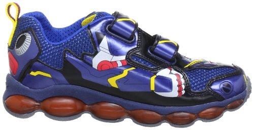 Geox J Tuono Q, Sneaker Bambino Blu (Blau (BLUE C4000))
