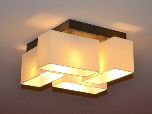 Deckenlampe Deckenleuchte Lampe Leuchte 4 Flammig Top Design