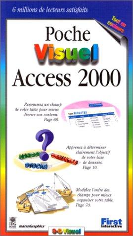 Poche Visuel Access 2000 par MaranGraphics