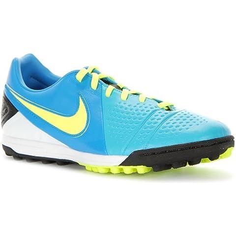 Nike CTR360 Libretto III TF Blue 525169 470 Blau (Current Blue/Volt/Black) Talla:40.5